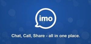 Обмен сообщениями через Imo
