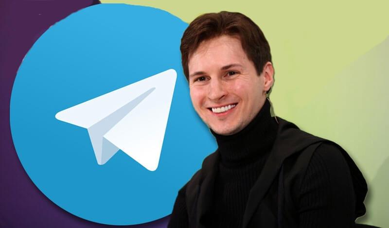 Павел Дуров - основатель Телеграм