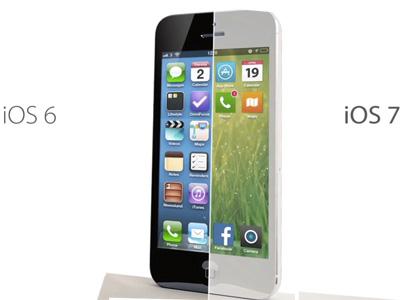 Обновление прошивки iOS