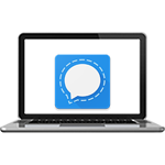 Signal Private Messenger для компьютера