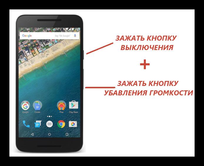 Картинка Скриншот на Android