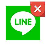 Не работает мессенджер Line