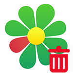 Как удалить ICQ