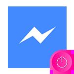 Как отключить мессенджер в Фейсбук