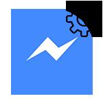Настройки мессенджера Фейсбук
