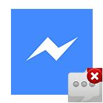 Удаление сообщений в мессенджере Фейсбук
